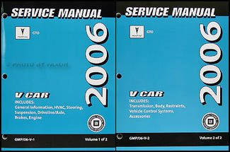 2006 pontiac gto repair manual - 1