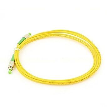 Cabo de 3,0M Simplex monomodo FC / APC-FC / APC fibra óptica