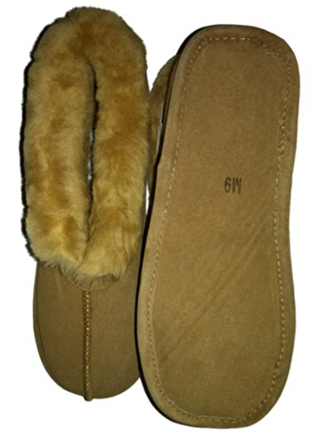 Pictures of WoolWorks Model 9778 Womens Australian Sheepskin Slippers - 3
