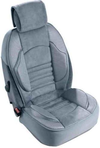 Grau Sitzbezug vorne Grand Confort f/ür Caddy IV Kombi 1 St/ück 2015//05-2017//12
