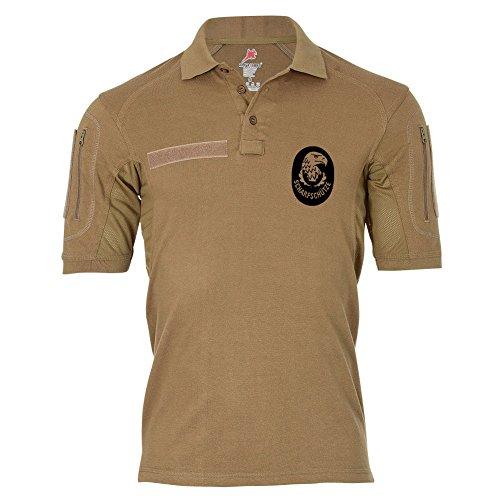 (Tactical Poloshirt Alfa breast badge Sniper Eagle coat of arms emblem)