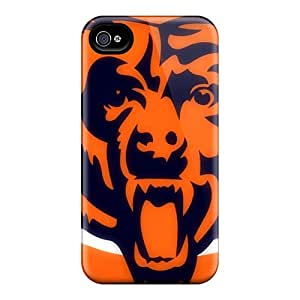 Forever Collectibles Chicago Bears Hard Snap-on Iphone 4/4s Case