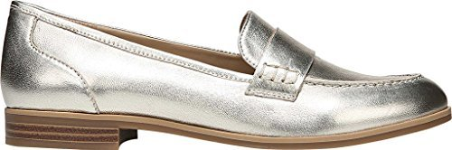 Naturalizer Womens Veronica Loafer,Platina Leather,US 6.5 M