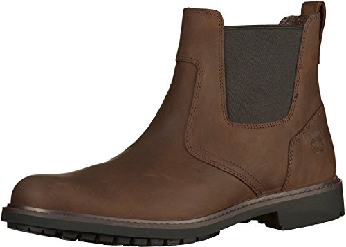 Timberland Earthkeepers Stormbuck Mens Chelsea Boot UK11.5 EU46 US12 Burnished Dark Brown Oiled