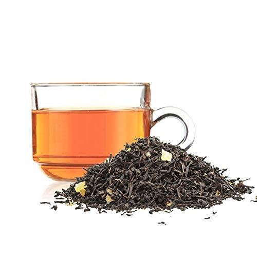 "Price comparison product image Peachwood Teas - The Classic"" Georgia Black Peach Tea Ziplock Pounch"