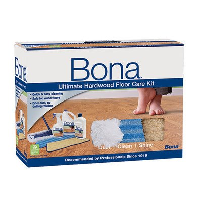 Bona WM710013361 Ultimate Hardwood Floor Care System - Bona Kemi Hardwood Floor Mop