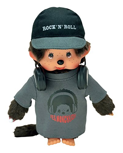 Monchhichi Plush (Monchhichi Fes.MONCHHICHI Plush toy S size)