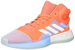 A classic look gets upgraded with modern details. These men's basketball shoes are built for quickness and agility on the hardwood. They have a molded ankle collar with a cushioned heel for support and comfort. A responsive midsole returns en...