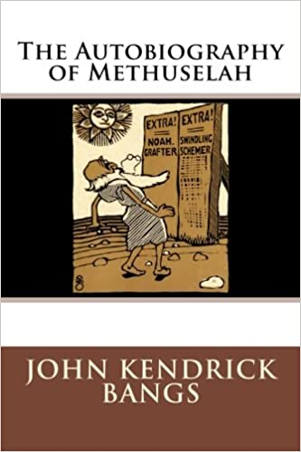 Book The Autobiography of Methuselah