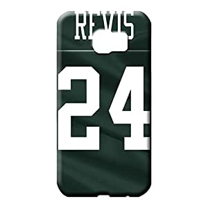 samsung galaxy s6 edge Attractive Shock Absorbent High Grade Cases phone back shell new york jets nfl football