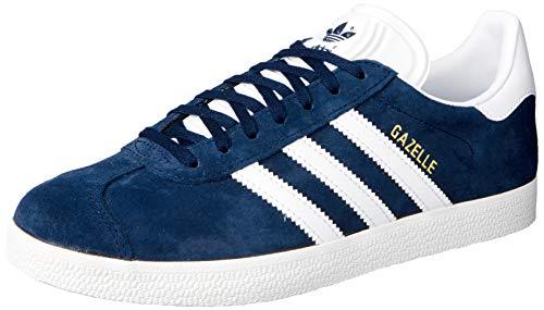 Adidas Y3 Shoes - adidas Men Adults' Gazelle Low-Top Sneakers, Blue (Collegiate Navy), 6.5 UK