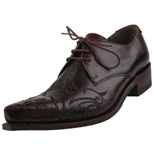 Sendra Boots, Sneaker uomo Marrone marrone Marrone (marrone)