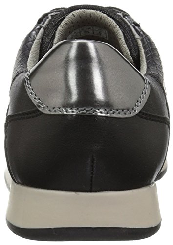 Geox Sneaker Black Women's Deynna 3 zz74Fq