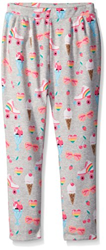 The Children's Place Baby Toddler Girls' Active Pants, Neon Berry 80810, 2T Berry Kids Clothing