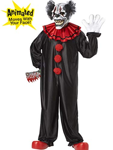 California Costumes Last Laugh The Clown Set,