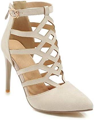 MHKL28 Sandals, Stilettos, Hollow