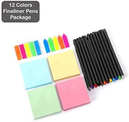 JCT-Sticky Notas marcadores de página de colores pestañas de ...
