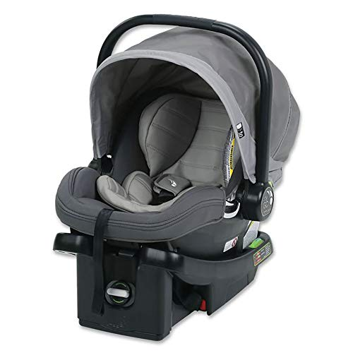 Baby Jogger City Go Infant Car Seat and Base - Steel Gray ()
