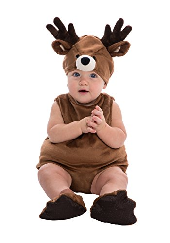 International Costumes - Infant Deer Costume 3T/4T