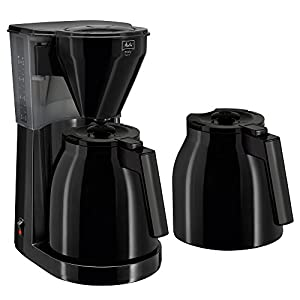 Melitta 1010-06 Easy Therm Kaffeefiltermaschine - Zweite Thermkanne-...