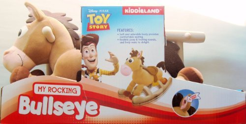 Toy Story My Rocking Bullseye Horse