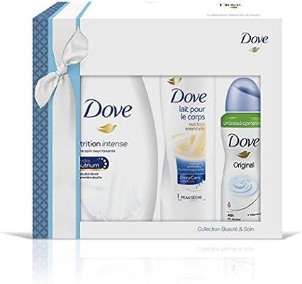 Dove Caja de regalo de productos esenciales de Nutrición Intensiva ...