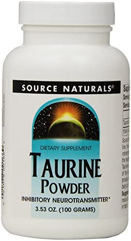Source Naturals Taurine Calming Neurotransmitter product image