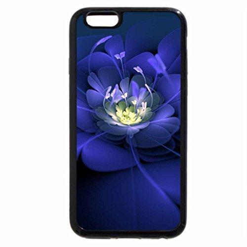 iPhone 6S / iPhone 6 Case (Black) A blue one