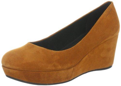 Vagabond Womens Yowla Slip-On Shoes Yellow - Gelb (Amber) Hrct0o25q