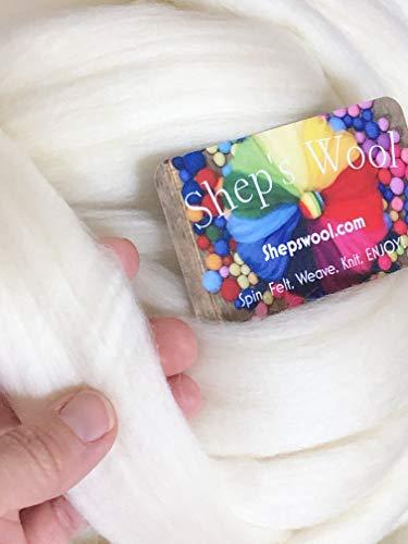 Wool Roving 1 lb