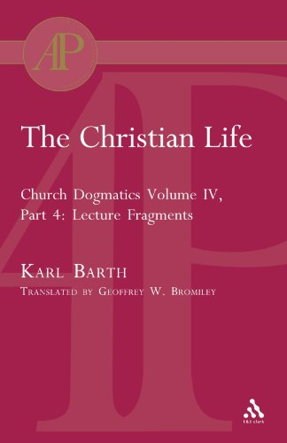 The Christian Life (Academic Paperback)