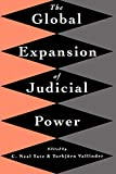 capa de The Global Expansion of Judicial Power