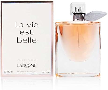 Lancôme La Vie Est Belle L'Eau de Parfum Spray, 3.4 Ounce