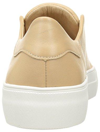 J Dias Jslides Dames Alara Mode Sneaker Kameel