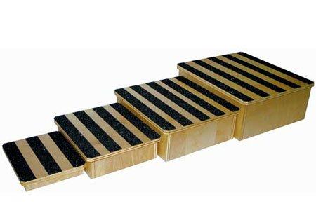 "UPC 707129405937, Ideal Nestable Foot Stools - 10"" x 12"" x 2"""