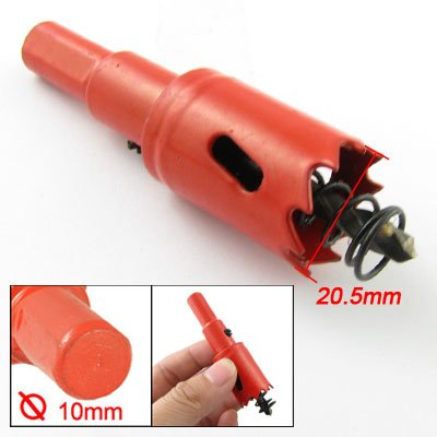 Twist Drill Bit Bimetal 20.5mm Diameter Cutter Hole Saw