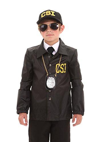 Child CSI Costume Medium