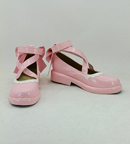 Hou Van Het Leven! Love Live Happy Valentines Day Meid Live! Yazawa Nico Cosplay Schoenen Laarzen Op Maat Gemaakt