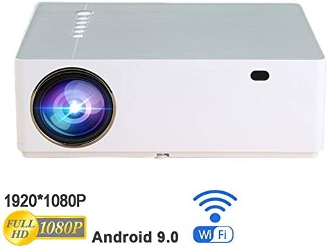 1080P Supported Portable Movie Projector Home Theatre 6500 L