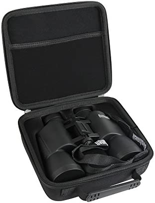 Hermitshell Hard Travel Case for fits Bushnell Falcon 10×50 Wide Angle Binoculars