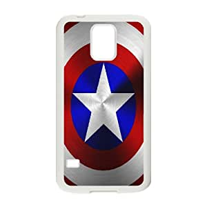 Quotes protective Phone Case captain america For Samsung Galaxy S5 NP4K02889