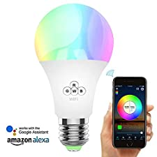 LED Smart Light Bulb