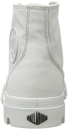 Palladium Unisex-Erwachsene Mono Chrome Sneaker Grau (Lunar Rock)