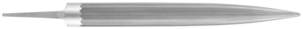 PFERD 12581 8'' Half Round File Swiss Pattern, Cut 00 (12pk)