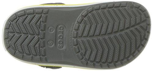 Crocs Unisex-Kids Crocband Camo Speck K Clog, Graphite/Camo, 12 M US Little Kid by Crocs (Image #3)