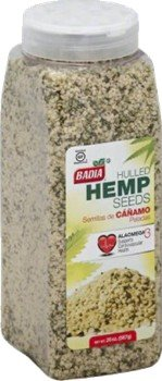 Badia Hulled Hemp Seeds 20 oz