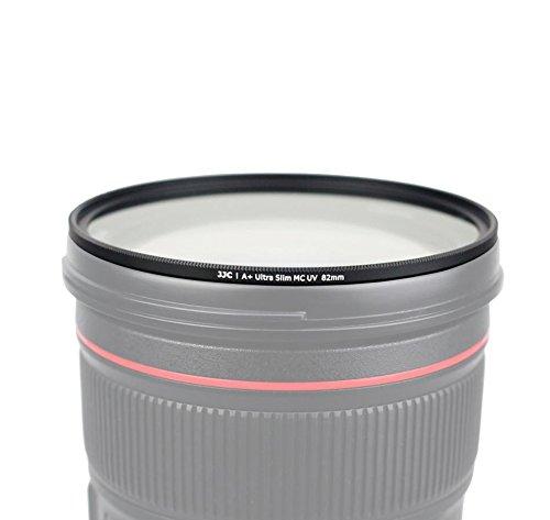 Ares Foto/® 82/mm MC UV Filter//Filtro di protezione//vetro ottico in Giappone//vetro temprato//Ultra Slim per Sony FE 24/ /70/mm F2,8/GM