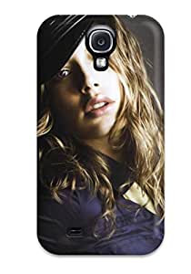 Hot MKrrJWD5639saZgm Doutzen Kroes With Police Hat Tpu Case Cover Compatible With Galaxy S4