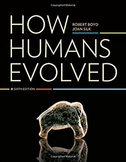 Amazon how humans evolved e book 9780393114584 robert boyd how humans evolved sixth edition fandeluxe Gallery