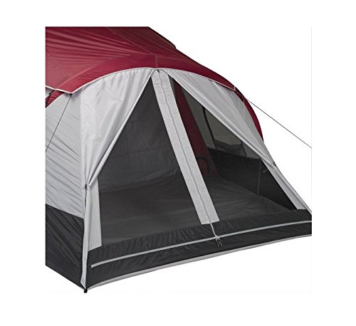 Amazon.com  Ozark Trail 10 Person Tent 3 Rooms 20 X 10  Family Tents  Sports u0026 Outdoors  sc 1 st  Amazon.com & Amazon.com : Ozark Trail 10 Person Tent 3 Rooms 20 X 10 : Family ...
